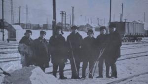 бригада старшего башмачника Нуриева