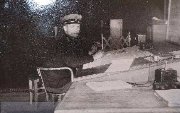 Иван Павлович Протасов-маневровый диспетчер