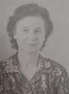 Токарева Анна Дмитриевна