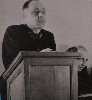 выступление на собрании маневровый диспетчер т.Самочернов Ф.К.