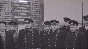 в сентябре 1955 года станцию посетил министр путей сообщения СССР тов.Бещев Б.П.