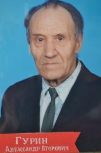 Гурин Александр Егорович